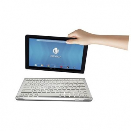 "Danew Dslide 1015 - tablette tactile - Android 5.1 (Lollipop) - 8 Go - 10.1"" + Clavier"