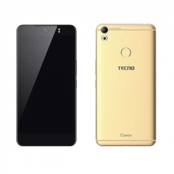 "Tecno Camon CX - 4G LTE - 5.5"" – 2GB RAM – 16GB ROM – 16 + 16MP- Android 7.0 (Nougat)"