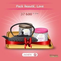 BIORIGINE - Pack MON PROGRAMME Beauté, Love