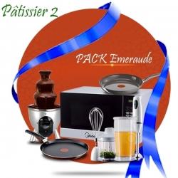 Pack pâtissier2 - Emeraude