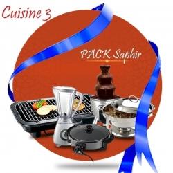 Pack cuisine3 - Saphir