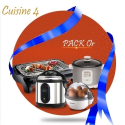 Pack cuisine4 - Or