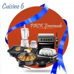 Pack cuisine6 - Emeraude