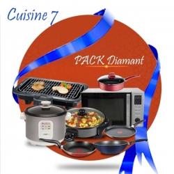 Pack cuisine7 - Diamant