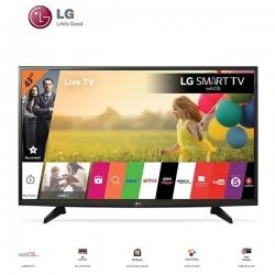 """LG Télévision Smart 43LH590 - 43"""" - Web Os 3.0 - WiFi - Noir - Dual core + Appli Mobile - Garantie 24 mois"""