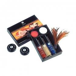 Coffret Secret De Geisha - boite aux multiples plaisirs