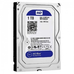 Disque dur interne 1 To Western Digital WD10EZEX SATA 6Gb/s REF WDBUZG0010BBK