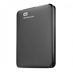 WD EXT Elements Portable 500GB 2.5 USB3 REF WDBUZG5000ABK‐E
