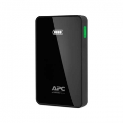 APC Mobile Power Bank, 5000mAh Li-polymère, noir (EMEA / CIS / MEA)