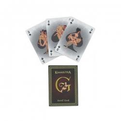 Jeu de carte KamaSutra - 55 cartes