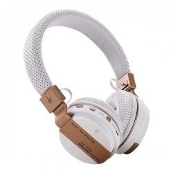Casques JKR-209B - Bluetooth - Tablette - Téléphone portable - Ordinateurs - Radio FM - Sports