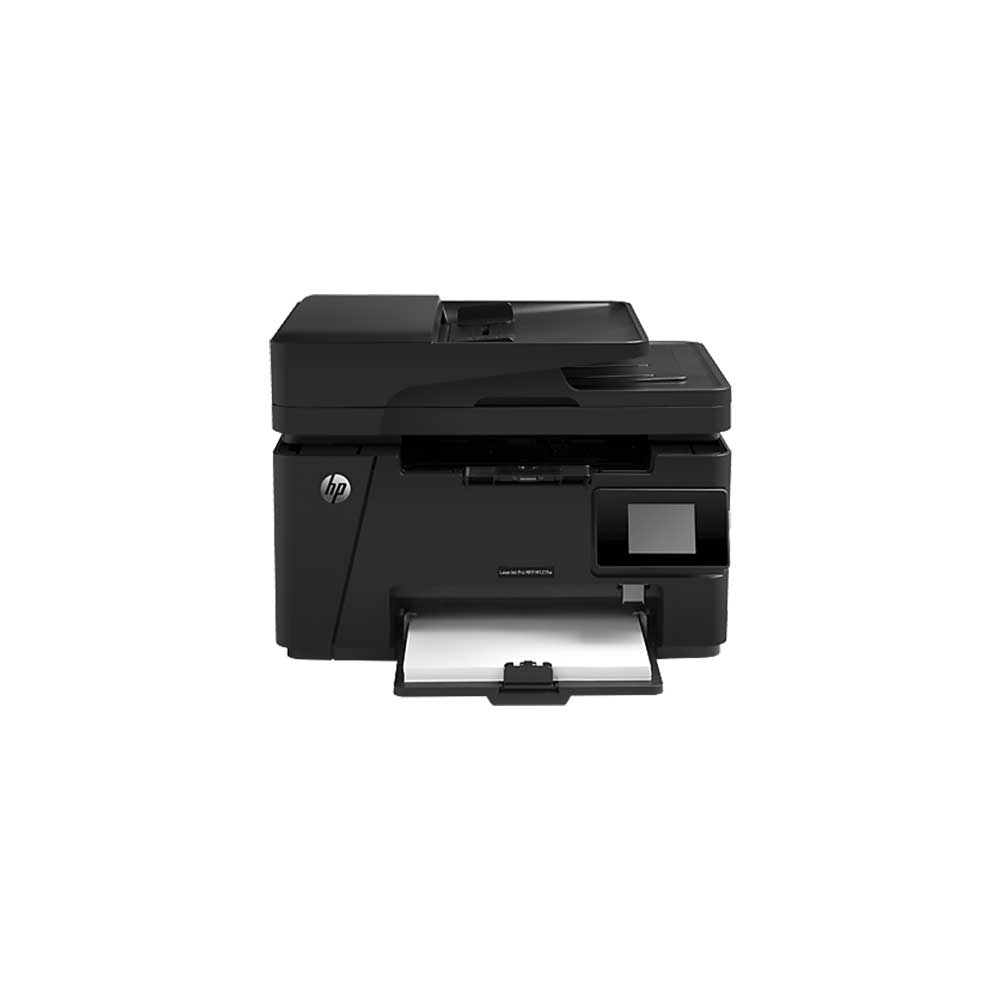 imprimante multifonction hp laserjet pro m127fw. Black Bedroom Furniture Sets. Home Design Ideas
