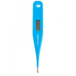 THERMOFLUO VM-DR302 - THERMOMETRE ELECTRONIQUE DIGITAL BLEU- Visiomed