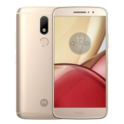 "Moto M 4G LTE 5.5"" 4Go RAM 32Go ROM Camera Arrière 16 Mpx Or + Hand Spinner"