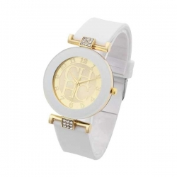 1d1bcd89f5 CAROLINA HERRERA CHHC - Montre pour Dame - Couleur Blanche