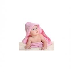 Serviette Couverture à Capuche Pour Bébé