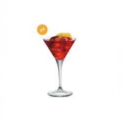 Lot De 6 Verres à Cocktail