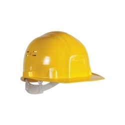 Casque de chantier Jaune 65103