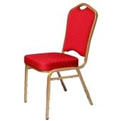 Chaise royale de cérémonie VIP - Rembourrée