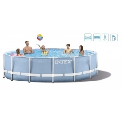 PISCINE 457X122CM INTEX RIGIDE RONDE