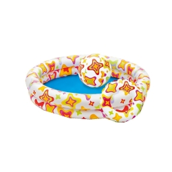 PISCINE GONFLABLE PLUS BALLE INTEX 59460NP