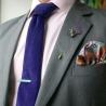 Pince-cravate HYPHEN VERT