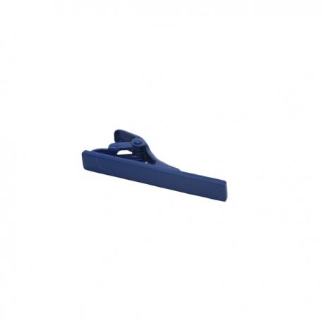 Pince-cravate HYPHEN BLEU ELECTRIQUE