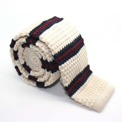 Cravate en tricot UNCLE PHIL