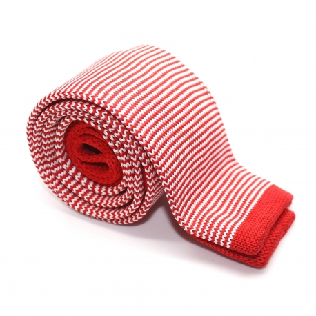 Cravate en tricot EROS