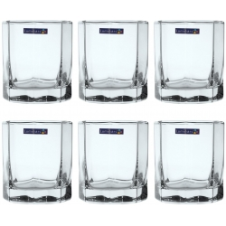 LUMINARC WHISKY - SET DE 6 PIECES - 30 CL