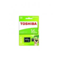 Micro SD Carte Mémoire TOSHIBA 16G Haute Vitesse
