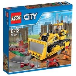 LEGO CITY Bulldozer Réf 60074