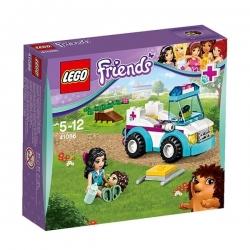 LEGO® Friends - L'ambulance Vétérinaire - Réf 41086