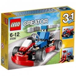 LEGO® Creator Le Kart Rouge Réf 31030