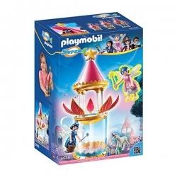 Playmobil Super4 - Tourelle Musicale Avec Etincelle - Réf 6688