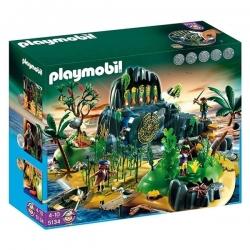 Playmobil - Ile mystérieuse des pirates - Réf 5134