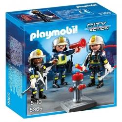 Playmobil City - Action Unité de pompiers - Réf 5366