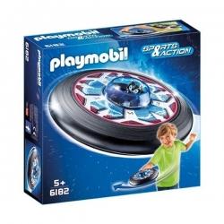 Playmobil - Super Disque Volant avec Alien - Réf 6182