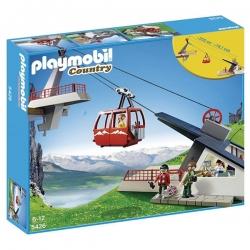 Playmobil - Figurine - Téléphérique - Réf 5426