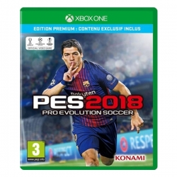 Pro Evolution Soccer 18 - Xbox One
