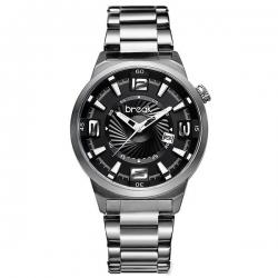 BREAK WATCHES SYLVER-montre avec Bracelet en acier
