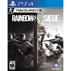 SONY RAINBOW SIX- SIEGE PS4