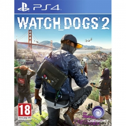 SONY WATCH DOGS 2 - PS4