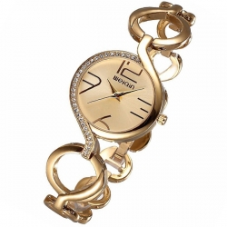 WEIQIN SIGNATURE 2062 GOLD-Montre femme