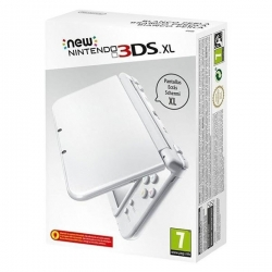 New Nintendo 3DS XL Blanc Perle