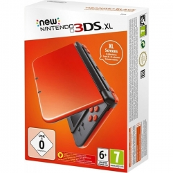 New Nintendo 3DS XL Orange