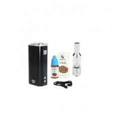 MOD Istick GS AIR 30W Kit - Cigarette Electronique + 1 Réservoir + 1 Liquide - Noir