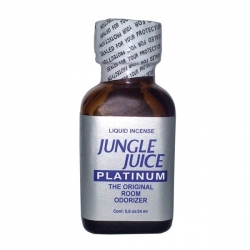 Poppers Jungle Juice Platinium - 25 ml