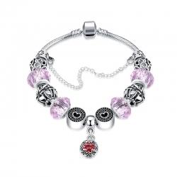 Bracelets Charm Fermoir-cadre invisible