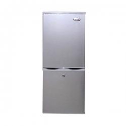 Smart Technology Réfrigérateur combiné 131L Gris/Blanc - STCB-160H